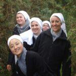 cinq visages de novices