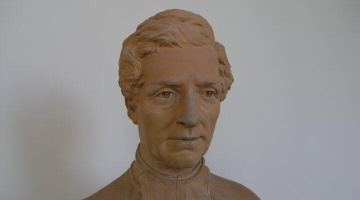 buste du Père Ernest Lelièvre