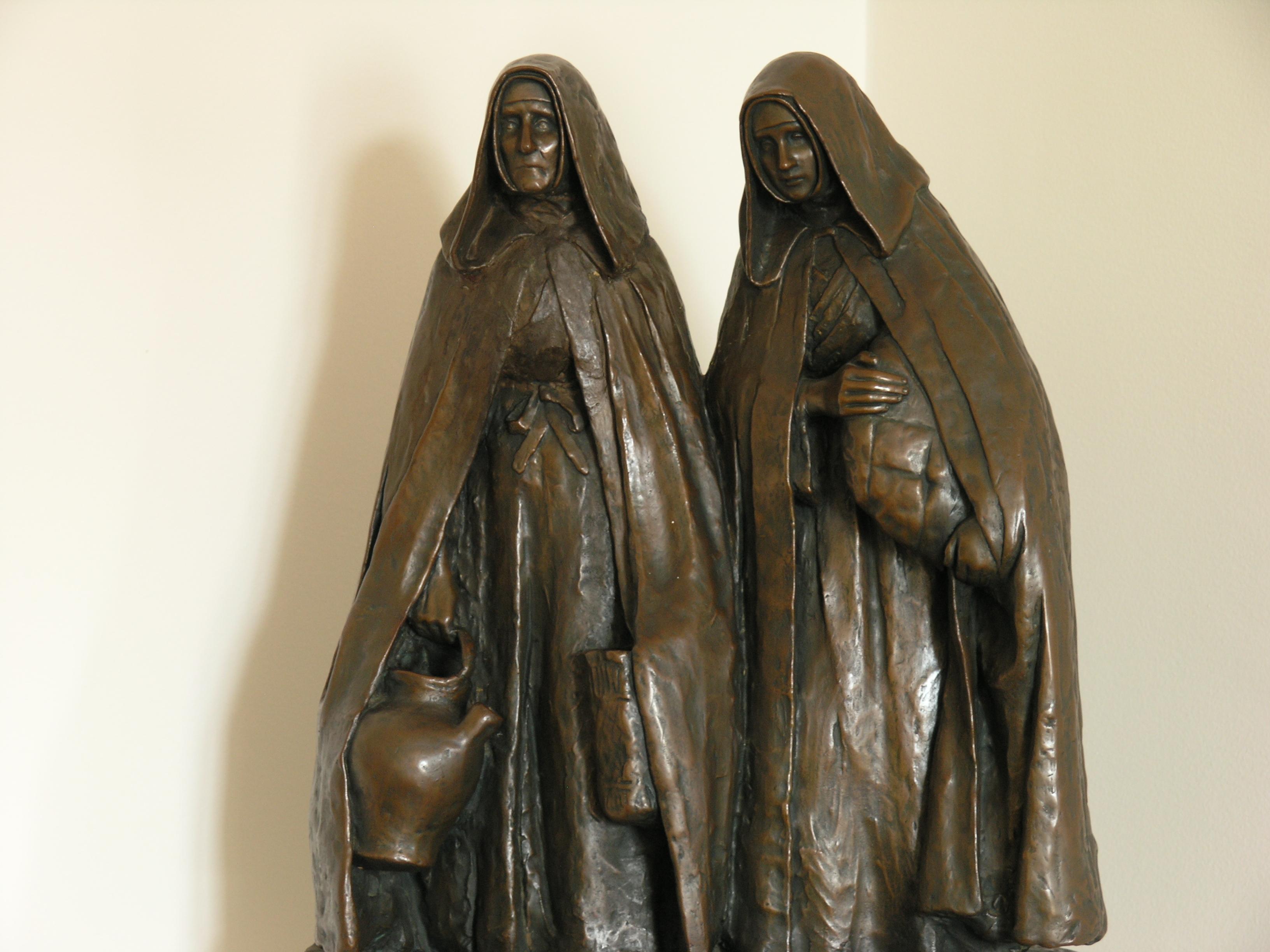 Statue de Jeanne Jugan