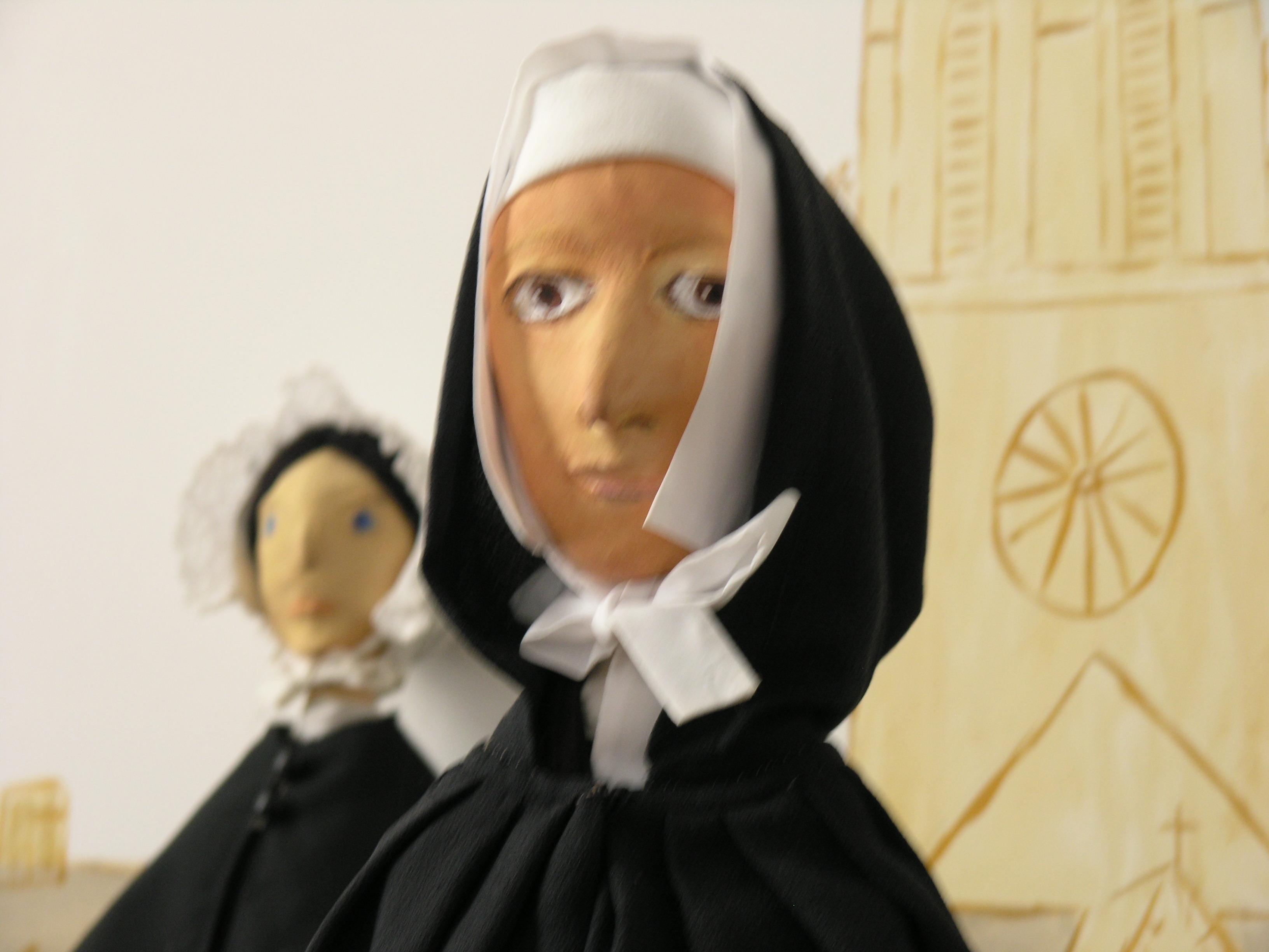 Marionnette sacrée