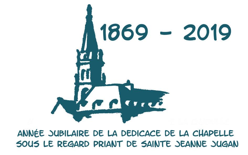 La Tour St Joseph logo année jubilaire
