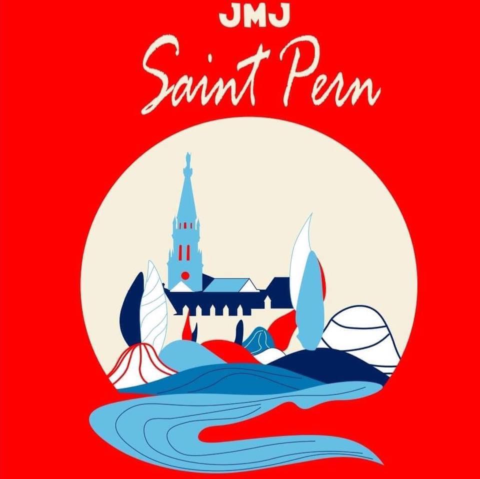 Logo JMJ St Pern