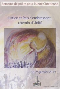 Semaine de l'Unité brochure 2019