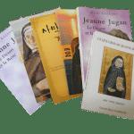 livres sur Jeanne Jugan en divers langues